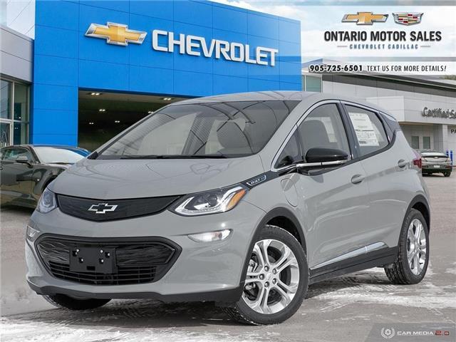 2021 Chevrolet Bolt EV LT (Stk: 1101533) in Oshawa - Image 1 of 18