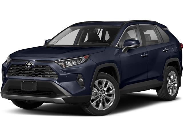 2021 Toyota RAV4 Limited (Stk: 61422) in Sarnia - Image 1 of 1