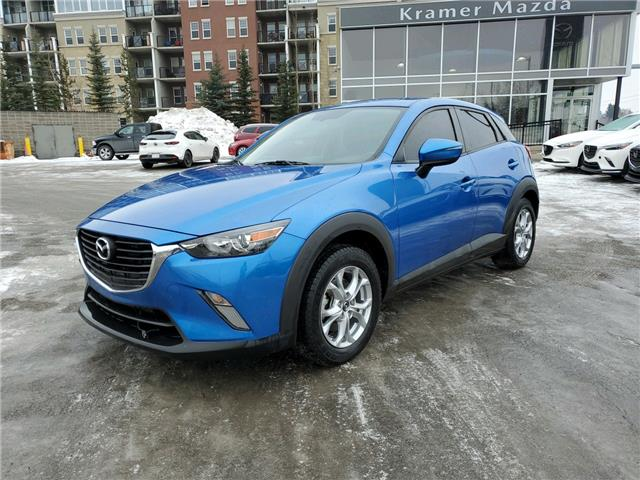 2017 Mazda CX-3 GS (Stk: N5993A) in Calgary - Image 1 of 20