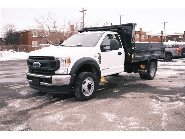 2021 Ford F-550 Chassis XL (Stk: 2100700) in Ottawa - Image 1 of 15