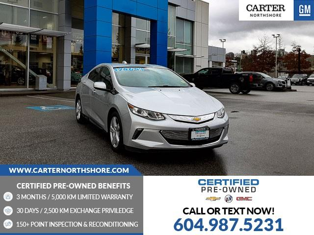 2018 Chevrolet Volt LT (Stk: 974960) in North Vancouver - Image 1 of 26