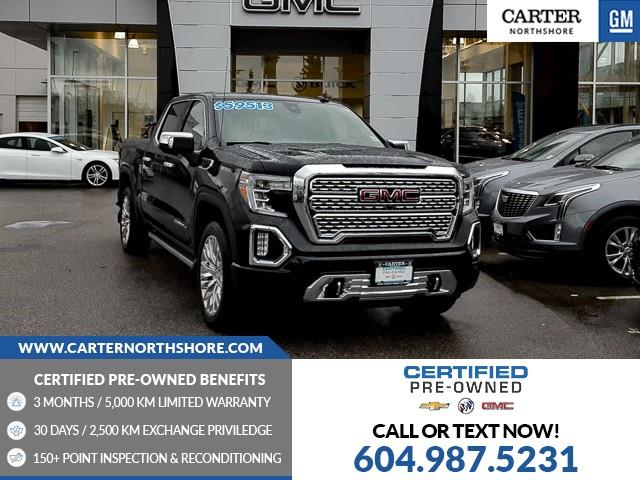 2019 GMC Sierra 1500 Denali (Stk: 974990) in North Vancouver - Image 1 of 29