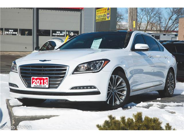 2015 Hyundai Genesis  (Stk: 2174) in Chatham - Image 1 of 23