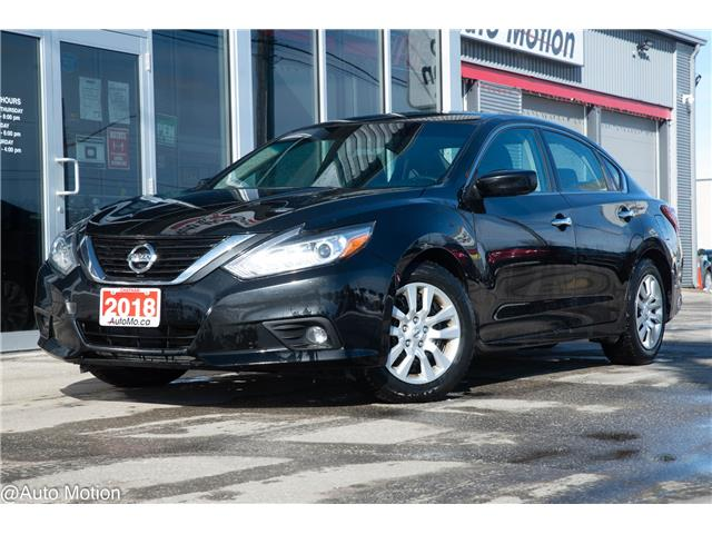 2018 Nissan Altima  (Stk: 2168) in Chatham - Image 1 of 23