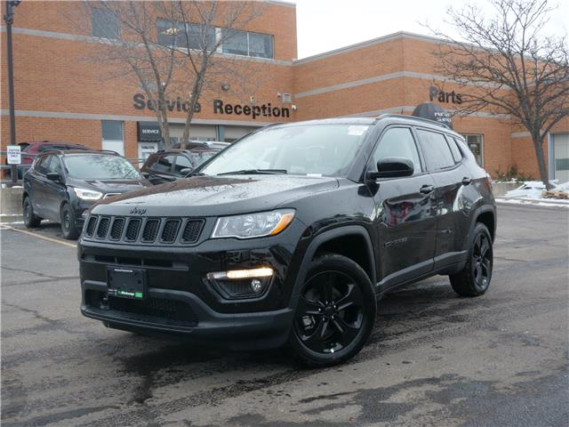 2021 Jeep Compass Altitude (Stk: 21135) in Mississauga - Image 1 of 6