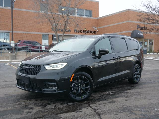 2021 Chrysler Pacifica Touring L Plus (Stk: 21222) in Mississauga - Image 1 of 6