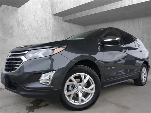 2020 Chevrolet Equinox Premier (Stk: P21-357) in Kelowna - Image 1 of 21