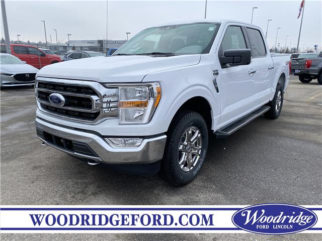 2021 Ford F-150 XLT (Stk: M-313) in Calgary - Image 1 of 5