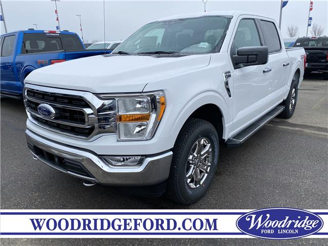2021 Ford F-150 XLT (Stk: M-317) in Calgary - Image 1 of 5