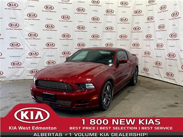 2014 Ford Mustang V6 Premium (Stk: BM4014) in Edmonton - Image 1 of 21