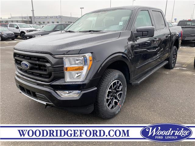 2021 Ford F-150 XLT (Stk: M-664) in Calgary - Image 1 of 5