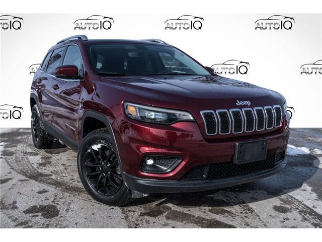2019 Jeep Cherokee North (Stk: 34805AU) in Barrie - Image 1 of 27