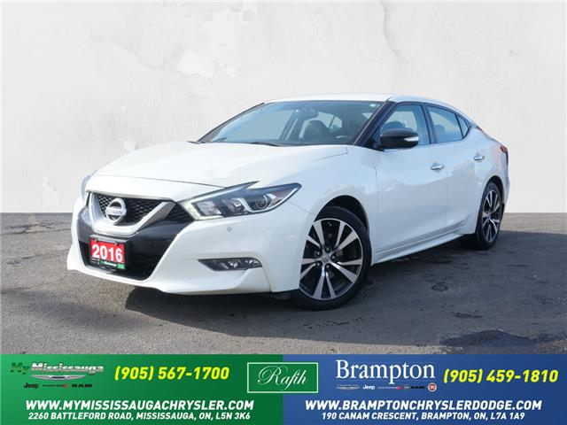 2016 Nissan Maxima SV (Stk: 1299) in Mississauga - Image 1 of 22