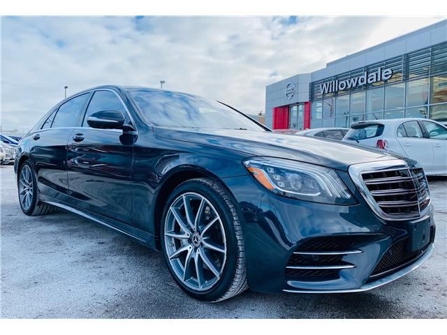 2018 Mercedes-Benz S-Class  (Stk: C35751) in Thornhill - Image 1 of 25