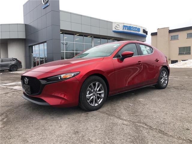 2021 Mazda Mazda3 Sport GS (Stk: 21C017) in Kingston - Image 1 of 15