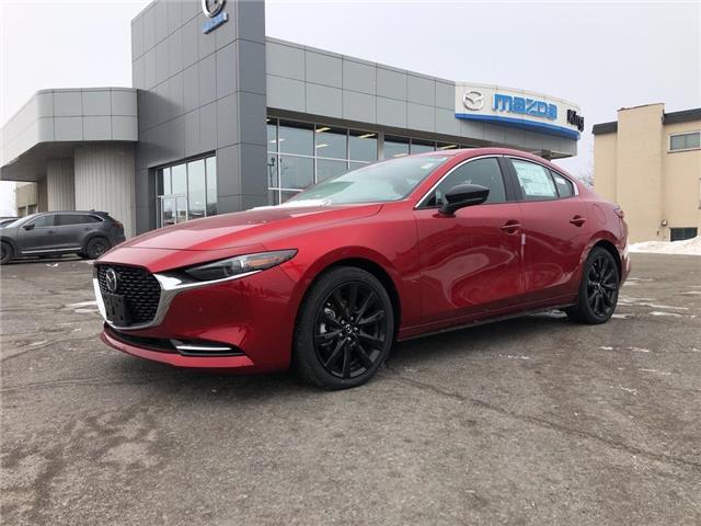 2021 Mazda Mazda3 GT w/Turbo (Stk: 21C022) in Kingston - Image 1 of 16