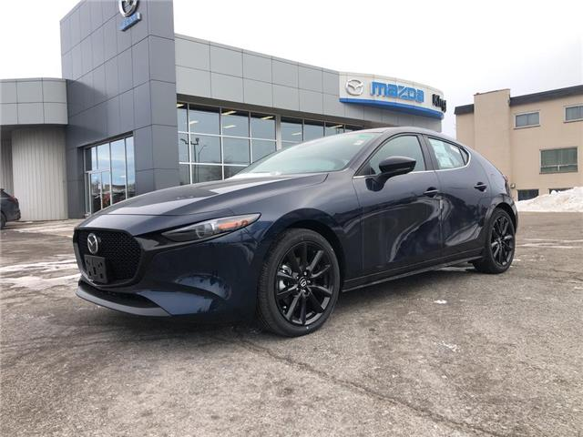2021 Mazda Mazda3 Sport GT w/Turbo (Stk: 21C024) in Kingston - Image 1 of 16