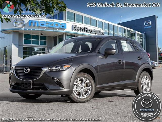 2021 Mazda CX-3 GS (Stk: 41855) in Newmarket - Image 1 of 23