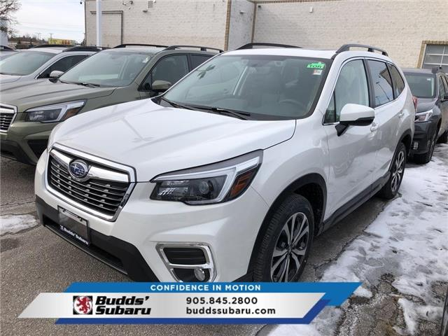 2021 Subaru Forester Limited (Stk: F21082) in Oakville - Image 1 of 5