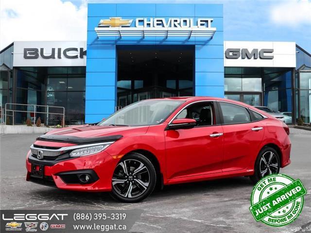2018 Honda Civic Touring (Stk: 6235F) in Burlington - Image 1 of 29