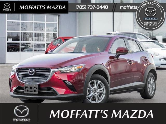 2021 Mazda CX-3 GS (Stk: P8767) in Barrie - Image 1 of 23