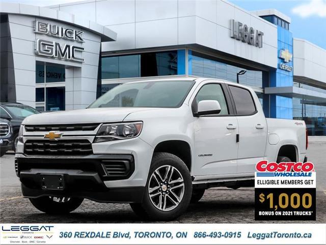 2021 Chevrolet Colorado WT (Stk: 178294) in Etobicoke - Image 1 of 24