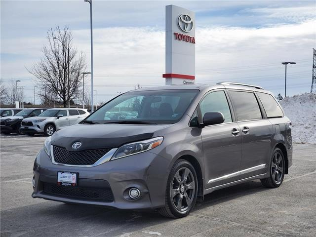 2017 Toyota Sienna  (Stk: P2629) in Bowmanville - Image 1 of 30