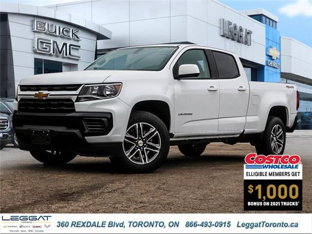 2021 Chevrolet Colorado WT (Stk: 195134) in Etobicoke - Image 1 of 23