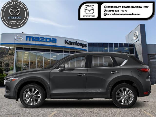 2021 Mazda CX-5 Signature (Stk: YM050) in Kamloops - Image 1 of 1