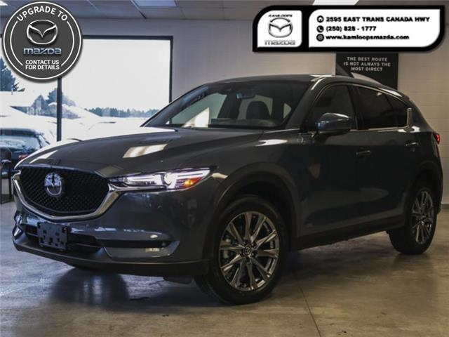 2021 Mazda CX-5 Signature (Stk: YM101) in Kamloops - Image 1 of 37