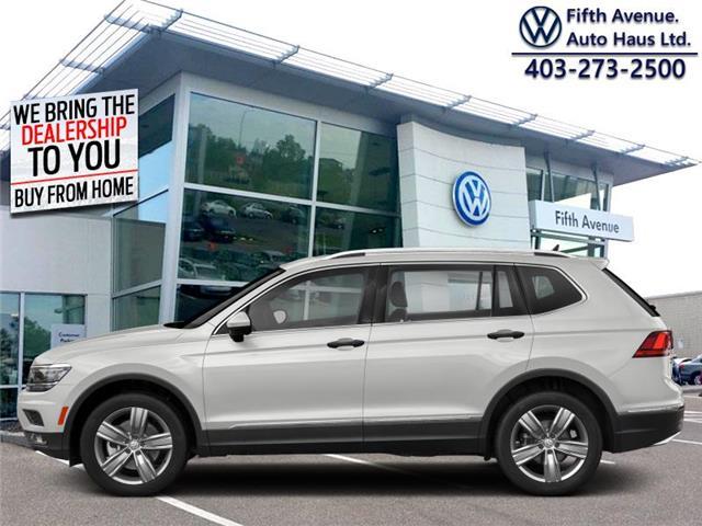 New 2021 Volkswagen Tiguan United  - Calgary - Fifth Avenue Auto Haus Ltd.