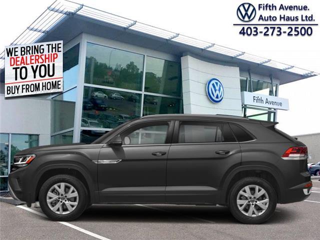 2021 Volkswagen Atlas Cross Sport 3.6 FSI Execline (Stk: 21133) in Calgary - Image 1 of 1