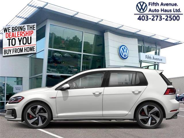 New 2021 Volkswagen Golf GTI Autobahn  - Alloy Wheels - $260 B/W - Calgary - Fifth Avenue Auto Haus Ltd.