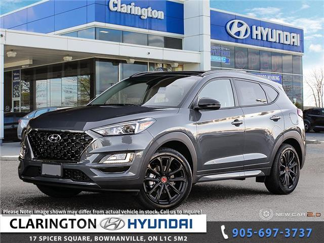 2021 Hyundai Tucson Urban Special Edition (Stk: 20940) in Clarington - Image 1 of 24