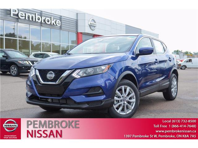 2020 Nissan Qashqai S (Stk: 20205) in Pembroke - Image 1 of 25