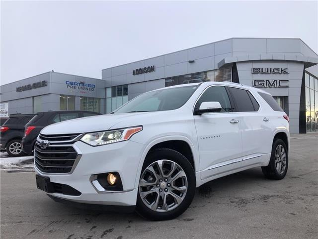 2019 Chevrolet Traverse Premier (Stk: U151483) in Mississauga - Image 1 of 24