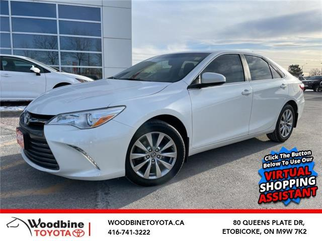 2017 Toyota Camry XLE (Stk: 20-1021A) in Etobicoke - Image 1 of 21