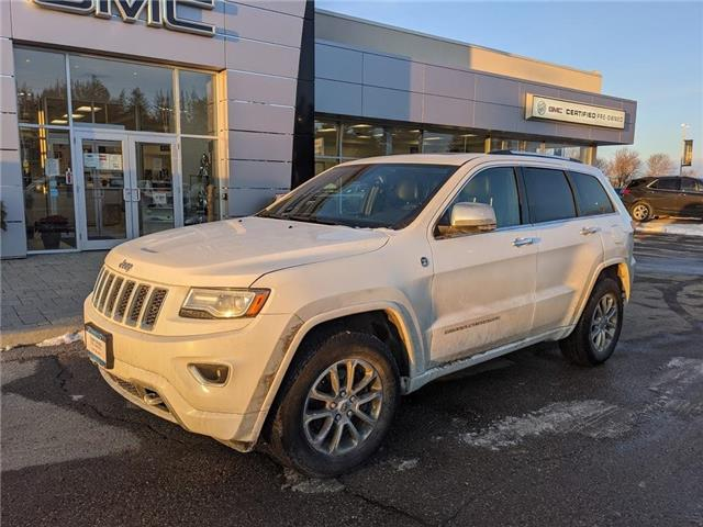 2015 Jeep Grand Cherokee Overland (Stk: B10262) in Orangeville - Image 1 of 23