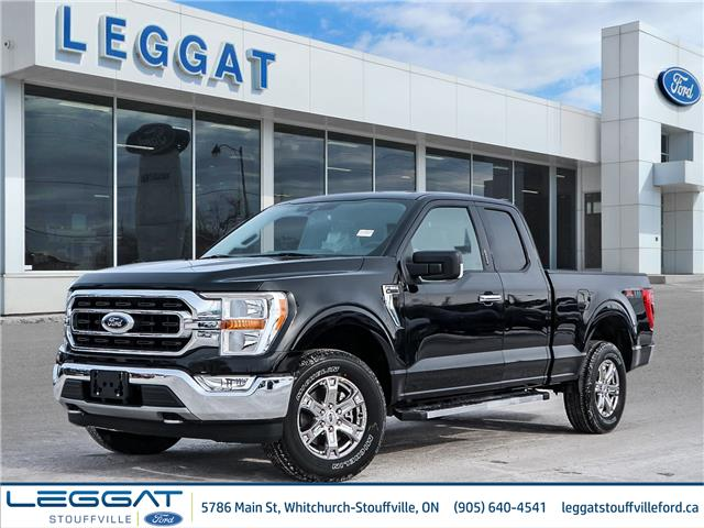 2021 Ford F-150 XLT (Stk: F119309) in Stouffville - Image 1 of 27