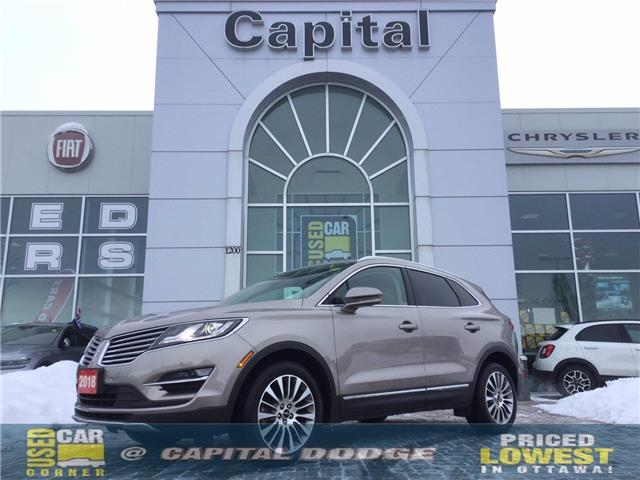 2018 Lincoln MKC Reserve (Stk: P3088) in Kanata - Image 1 of 27