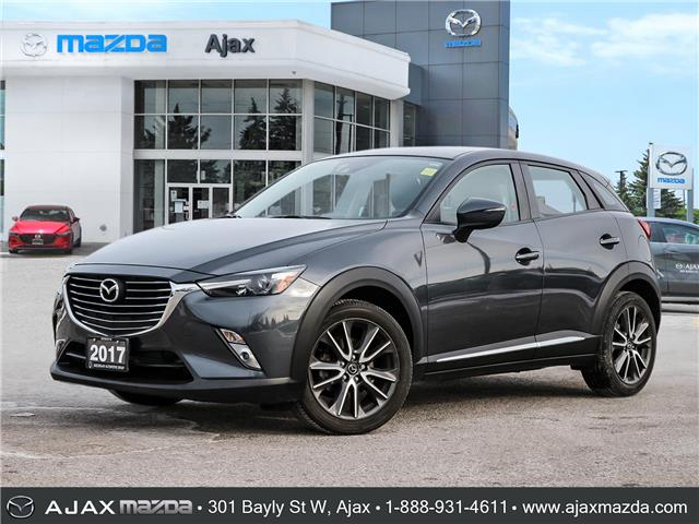 2017 Mazda CX-3 GT (Stk: P5709) in Ajax - Image 1 of 28
