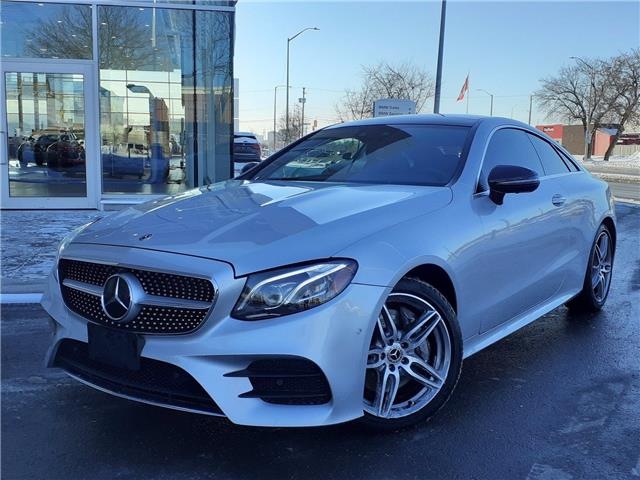 2018 Mercedes-Benz E-Class Base (Stk: P9697A) in Gloucester - Image 1 of 21