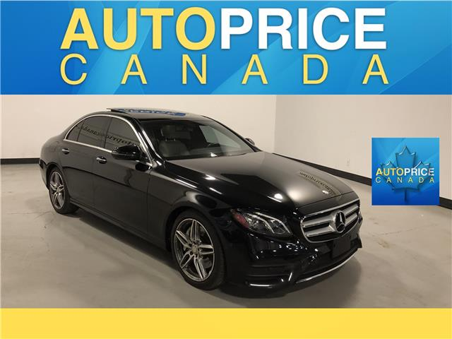 2017 Mercedes-Benz E-Class Base (Stk: W2937) in Mississauga - Image 1 of 28