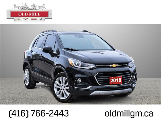 2018 Chevrolet Trax Premier (Stk: 283315UA) in Toronto - Image 1 of 24