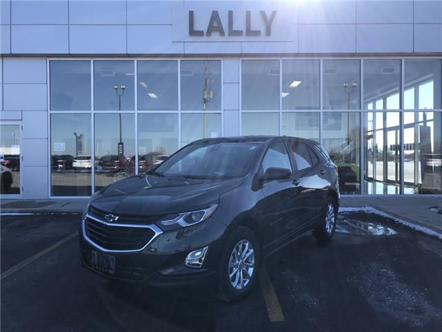 2021 Chevrolet Equinox LS (Stk: EQ00611) in Tilbury - Image 1 of 25
