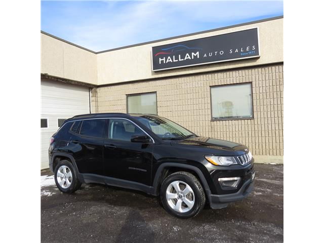 2018 Jeep Compass North (Stk: ) in Kingston - Image 1 of 20