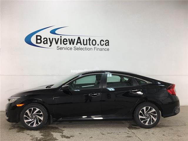 2018 Honda Civic EX (Stk: 37644W) in Belleville - Image 1 of 23