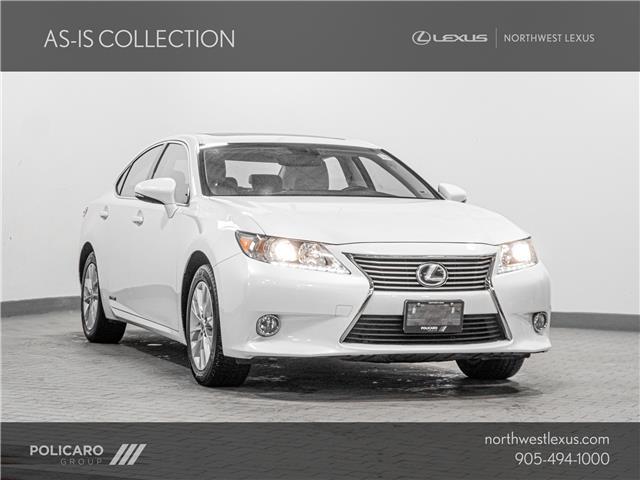 2013 Lexus ES 300h Base (Stk: 008128T) in Brampton - Image 1 of 21