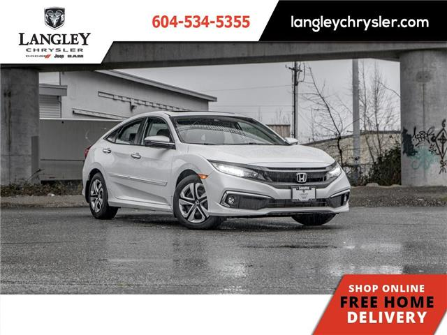 2019 Honda Civic Touring (Stk: LC0556B) in Surrey - Image 1 of 21