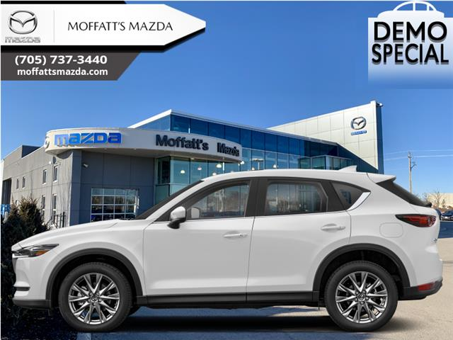 Used 2019 Mazda CX-5 Signature w/Diesel  HEAD-UP DISPLAY - SUNROOF - Barrie - Moffatt's Mazda